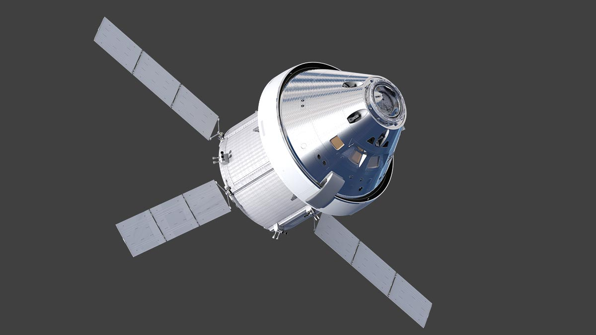 NASA's Orion